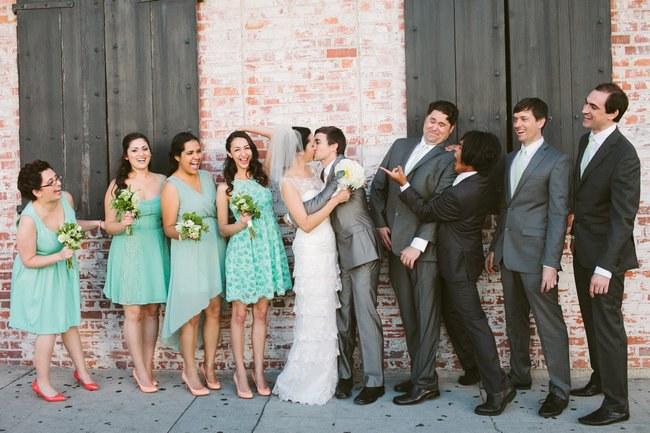 Ideias para um casamento divertido!