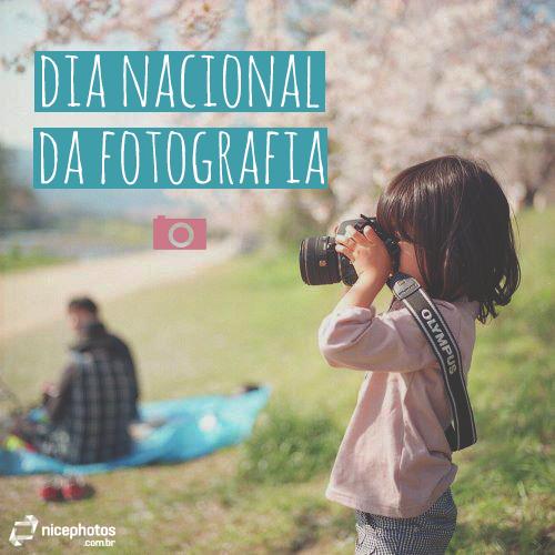 Dia Nacional da Fotografia! ♥