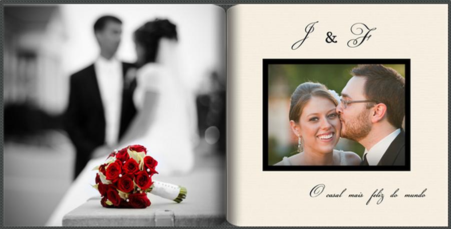 As fotos do seu casamento de um jeito muito especial!
