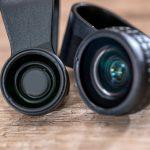 lentes para câmeras de celular
