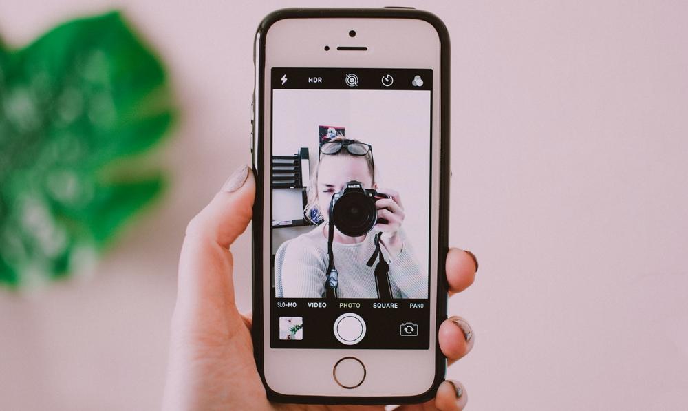 Celular para tirar fotos