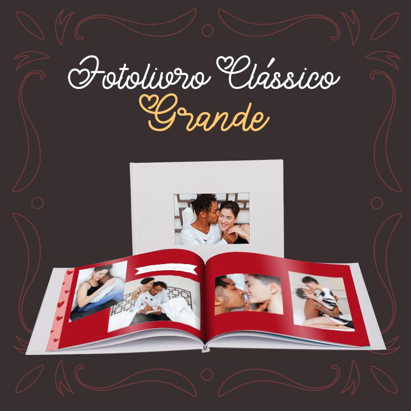 Fotolivro - Presentes Namorado 01