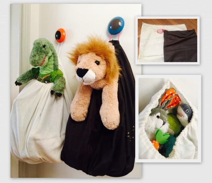 Brinquedos Organizados - Dea Mendes