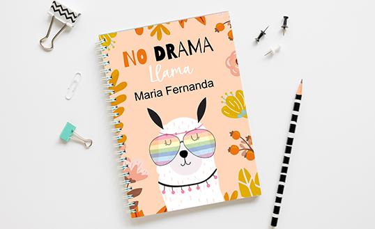 Caderno - Presente de Natal
