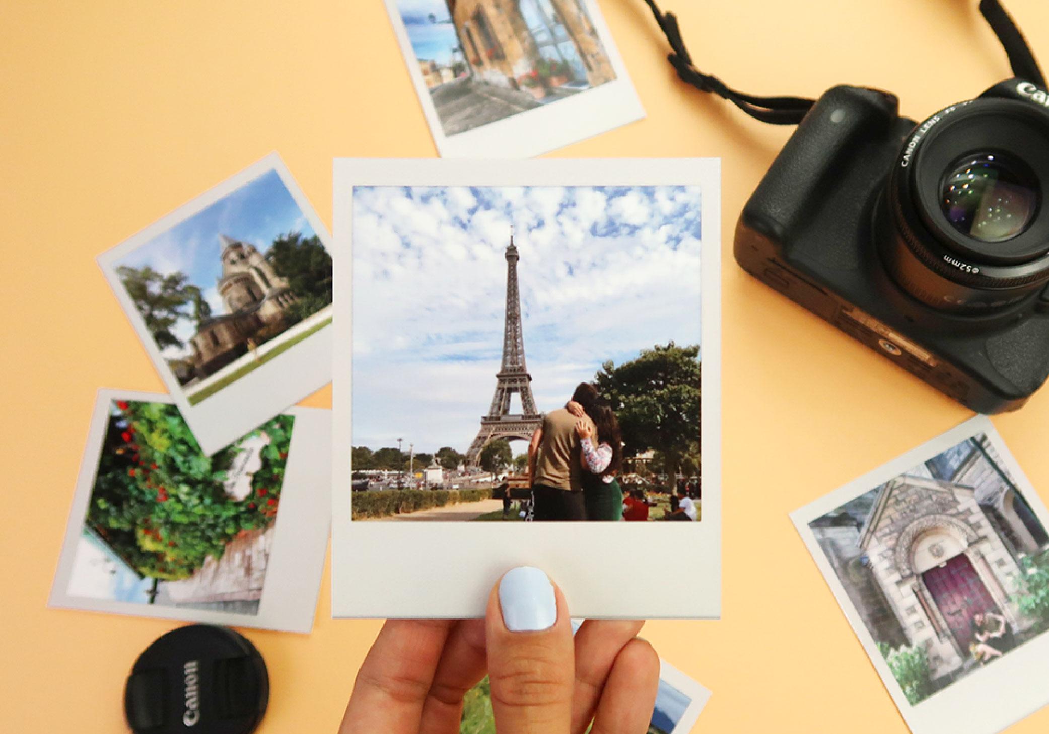 Fotos polaroid 1
